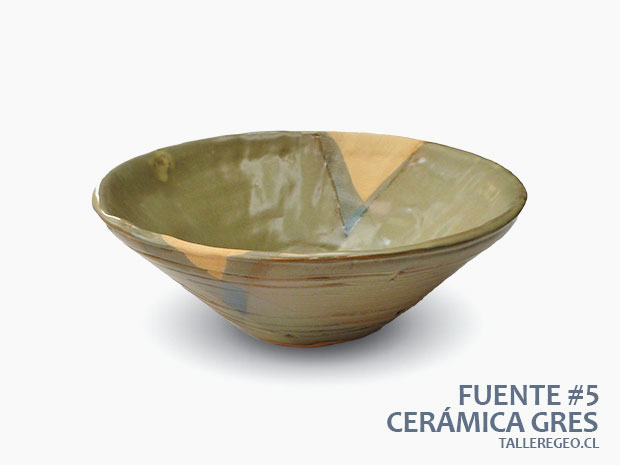 Fuentes de ceramica gres for Pasta para ceramica gres
